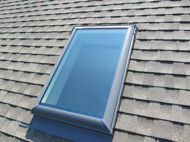New Shingle Roofing Amp Velux Skylights Installation Bear De