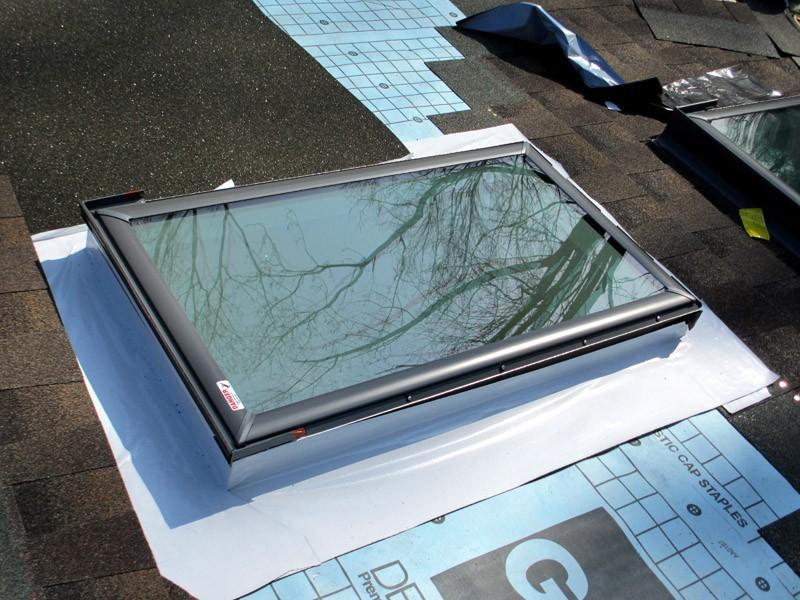 New Shingle Roofing & Velux Skylights Installation, Bear DE