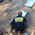 New Shingle Roofing & Velux Skylights Installation, Bear DE